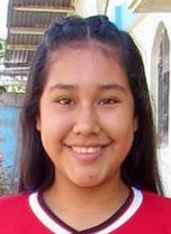 Jhojaira - Peru (PE-538), Age 14