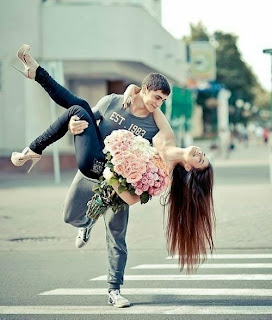 cute romantic love couple