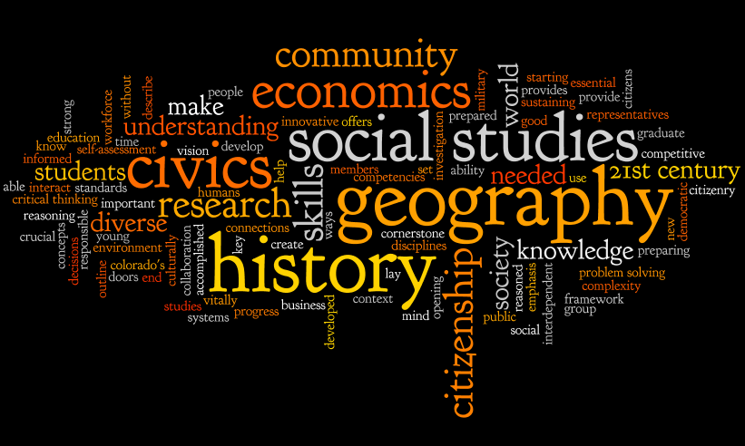 Social study history alive