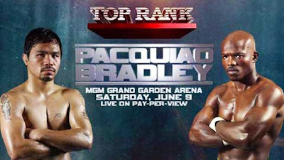 LIVE STREAM: Pacquiao vs Bradley Free Online Streaming