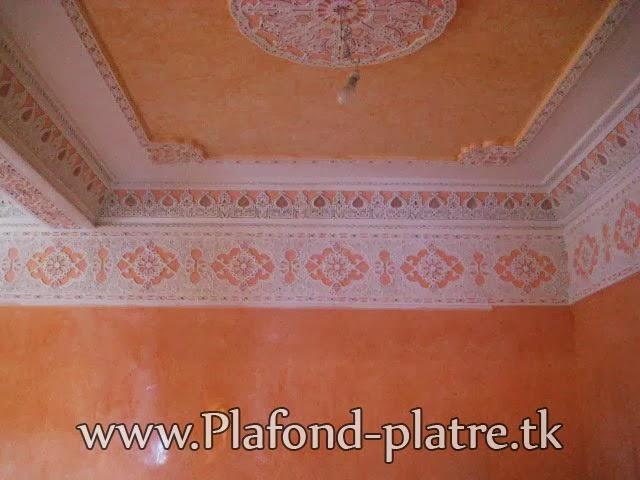 Boutique salon marocain 2016 2017 d co plafond for Plafond marocain 2016