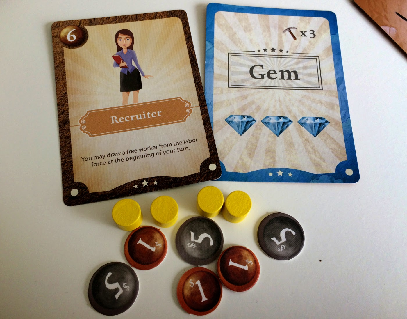 Mining Maniac Kickstarter Review