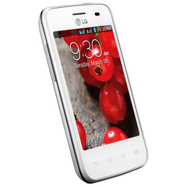 Spesifikasi dan Harga LG Optimus L3ii Dual E435 Terbaru