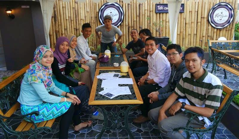 blog M di Cafe Sadis