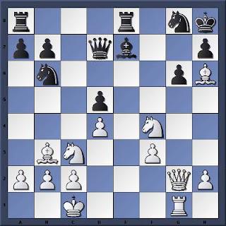 Echecs & Tactique : Les Blancs jouent et matent en 4 coups