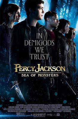 Percy Jackson y el mar de los monstruos – DVDRIP LATINO