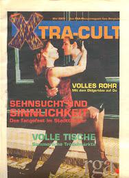 Portada de la revista Xtra Cult de Alemania