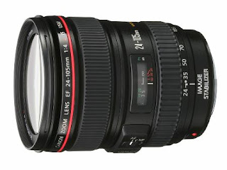 Harga Canon EF 24-105mm f/4L IS USM