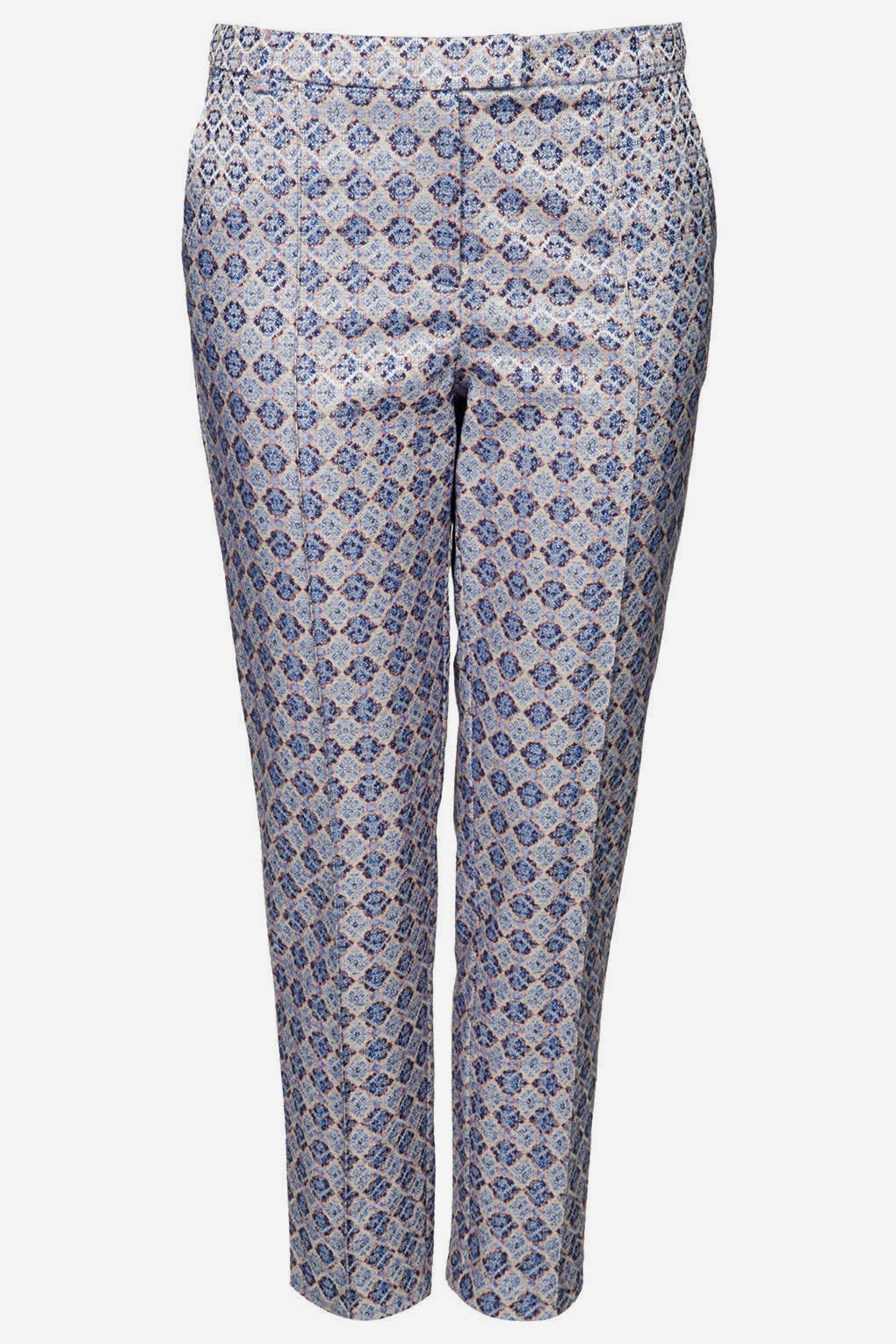 Printed trousers – Can I tempt you?