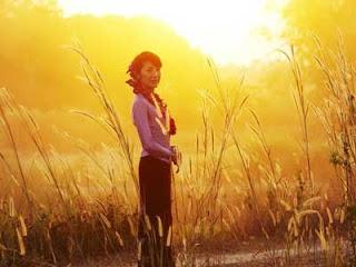 """Michele Yeoh em cena do filme """"Além da Liberdade"""""""