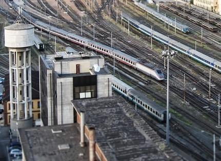 Salvatore lo leggio avventure in ferrovia torino porta - Torino porta nuova stazione ...
