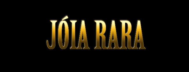 CD - Trilha Sonora de Novela - Jóia Rara - (2013)