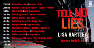Blog Tour: Tell No Lies