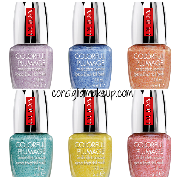 Preview:  Lasting Color Special Effect Nail Polish - Pupa Milano