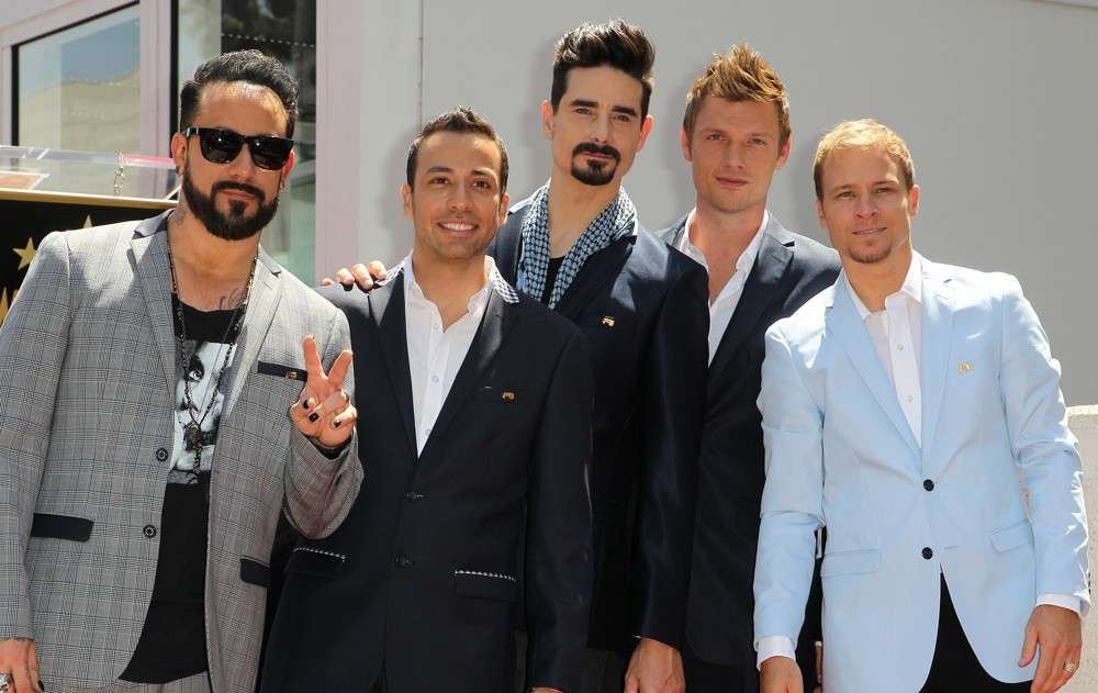 Backstreet Boys Now And Then 2013