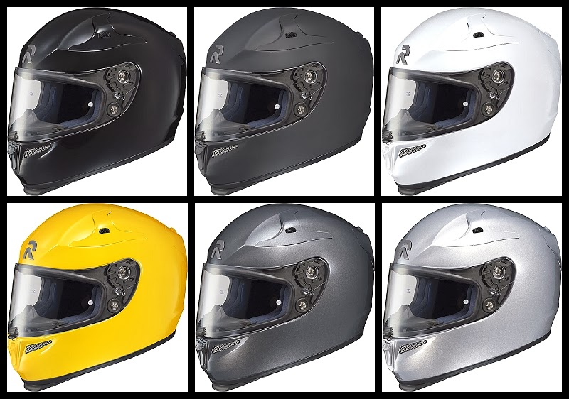 HJC RPHA-10 Series Full Face Motorcycle Helmets