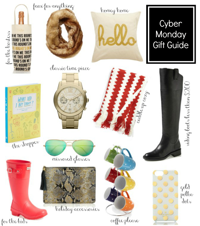 Cyber Monday Sales Gift Ideas