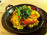 Spain -Seafood Paella from MEDZ @Orchard Central