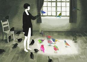 FRANZ KAFKA (Imagen de Jun Kumaori)