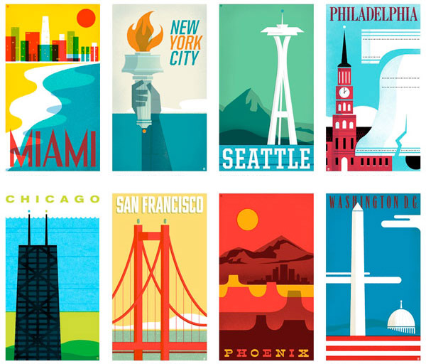 Fave US Cities