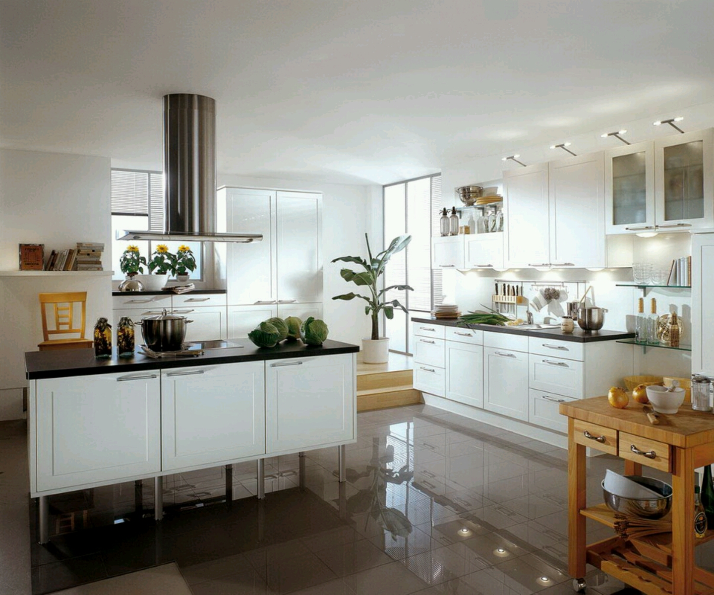 Http Shoaibnzm Home Design Blogspot Com 2012 12 Modern Kitchen Designs Ideas Html