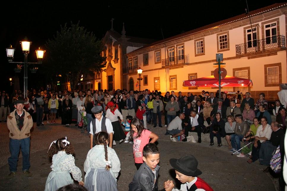 Rancho Folclórico Barqueiros do Douro realizou Festival de Folclore