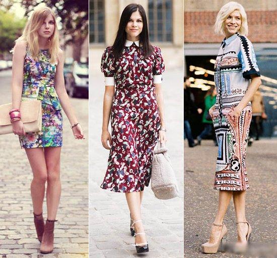 Fashion now dresses
