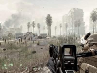 Call of Duty 4 - Modern Warfare Screenshots