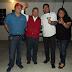 ROGELIO VILLASEÑOR SANCHEZ OFRECE CENA A EDGAR MELHEM SALINAS