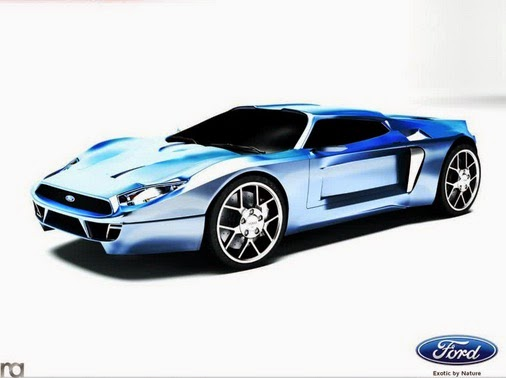 ford mustang gt,ford gt 500, Ford GT - Car model
