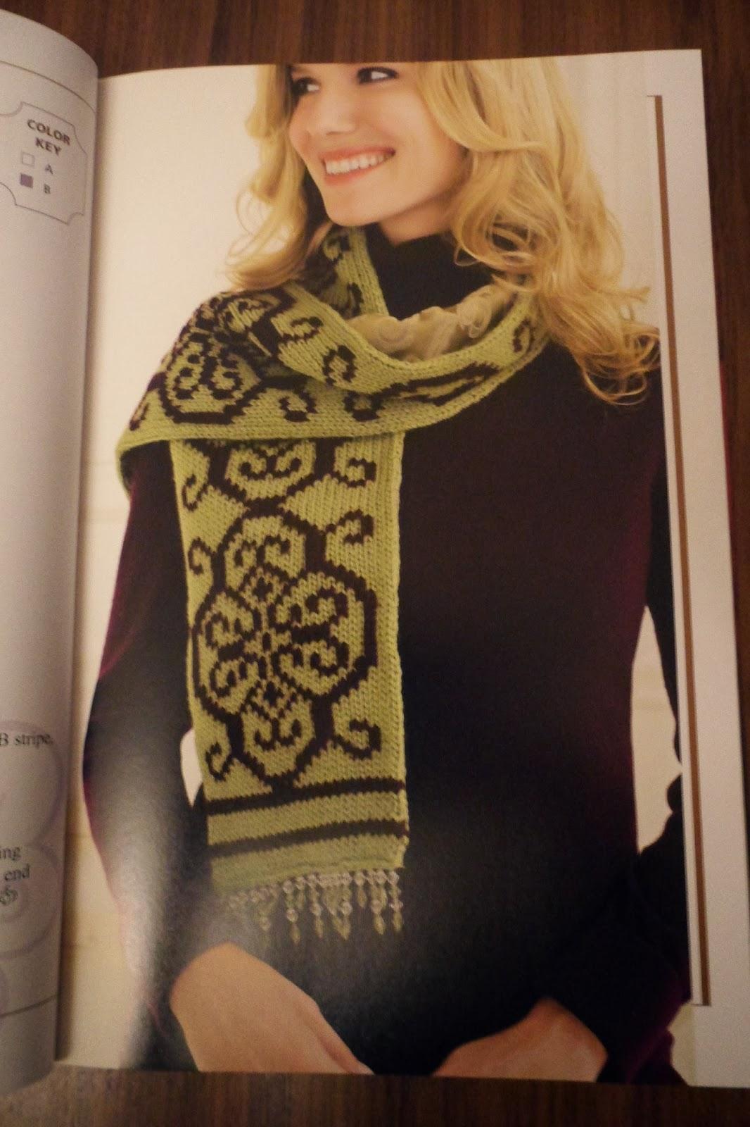 Signature Scarves Book Review Crochet Addict Uk