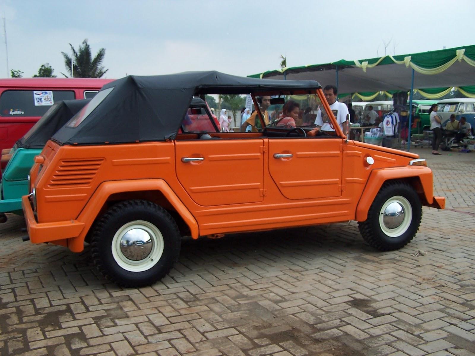vintage volkswagen indonesia volkswagen type 181 thing safari kubelwagen soft top. Black Bedroom Furniture Sets. Home Design Ideas