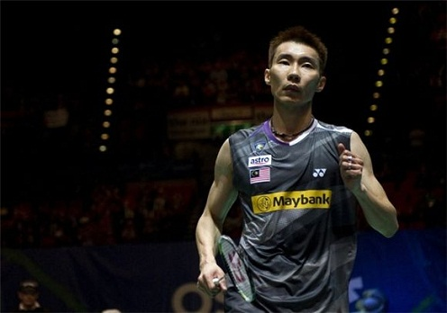 Lee Chong Wei All England 2012