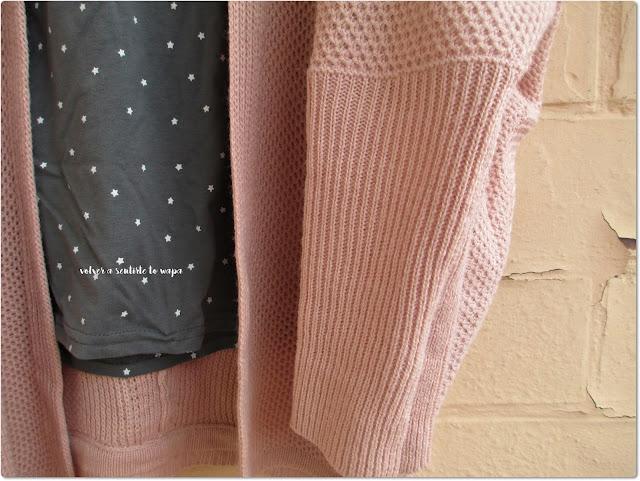 Compras en Primark Madrid Gran Vía - Chaqueta rosa manga larga