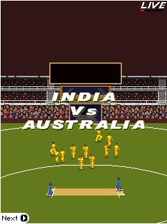 IND VS AUS 2012 symbian