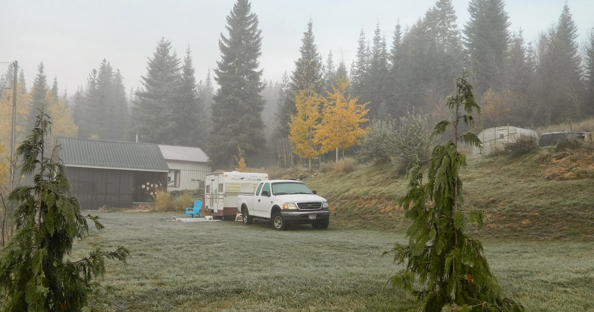 A Few Cold Weather Camping Tips
