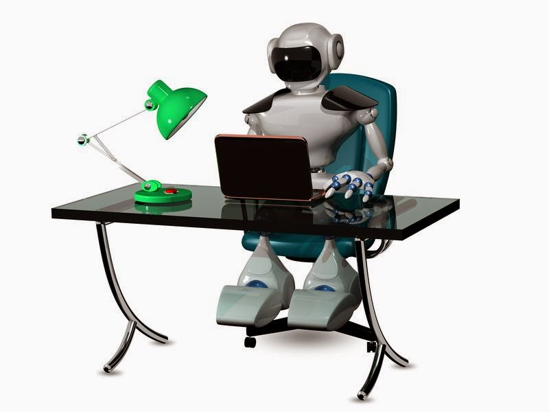 وكالة أنباء توظف روبوت لكتابة التقارير !