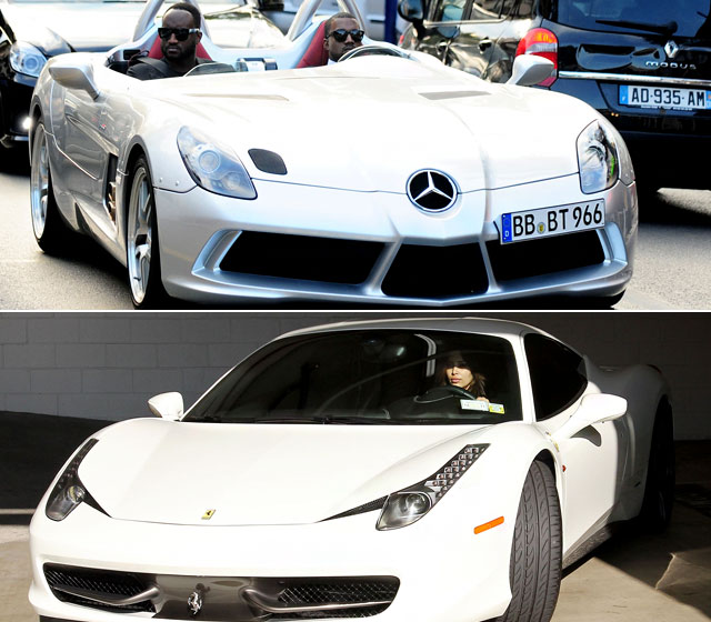 Car Kris Kardashian Drives