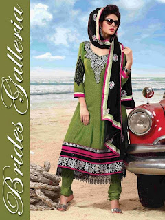 Brides Galleria Designer Salwar Kameez Suits 2013