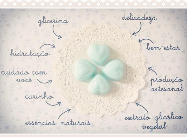 propriedades dos sabonetes naturais artesanais