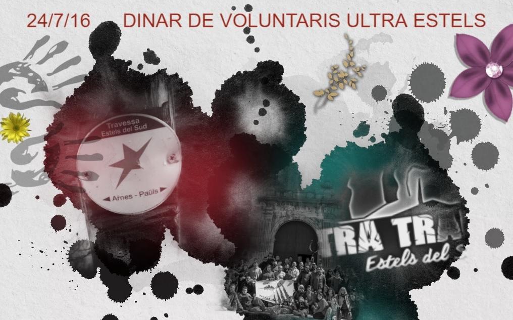 DINAR DE VOLUNTARIS ULTRA ESTELS