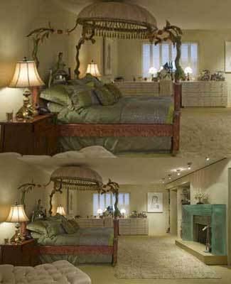 Wow! Seperti Ini Kamar Tidur Para Selebritis [ www.BlogApaAja.com ]