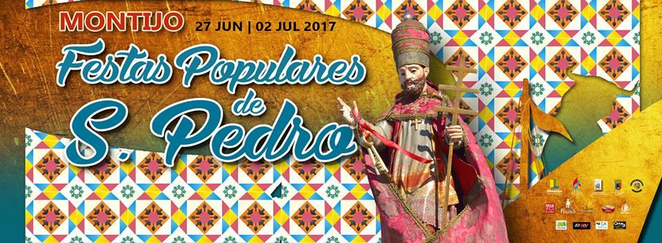 MONTIJO: Festas Populares de S.Pedro 2017