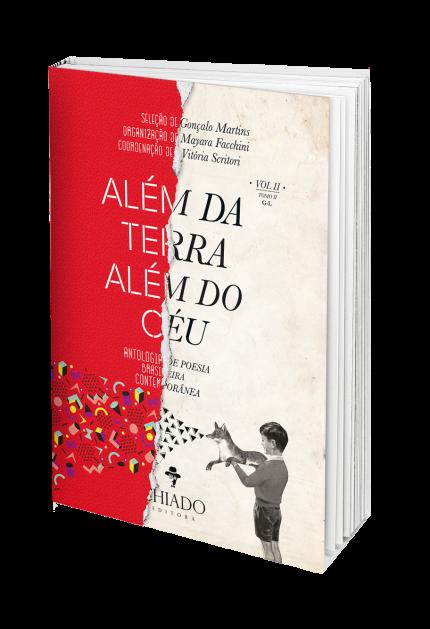 ANTOLOGIA POESIA CONTEMPORÂNEA - EDITORA CHIADO - PORTUGAL