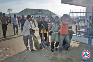 Lebih dari 100 Polisi Diperiksa,  Tiga Ditetapkan Jadi Tersangka