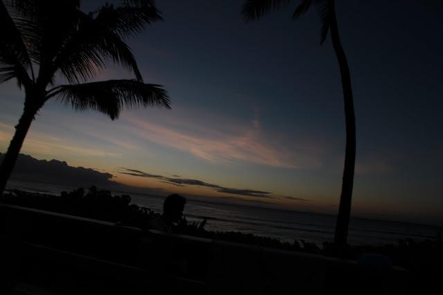 Hawaii, How I love thee….