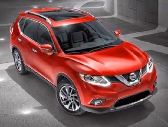 Gambar Nissan X-Trail 2014