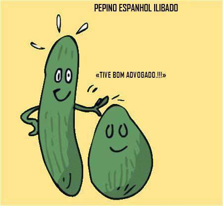 PEPINOS E E. COLI....