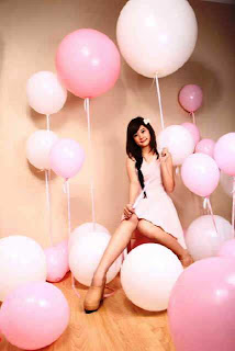 balon gas untuk foto
