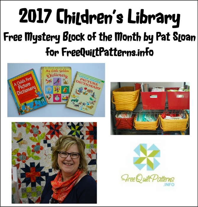 Pat Sloan - Children's Library